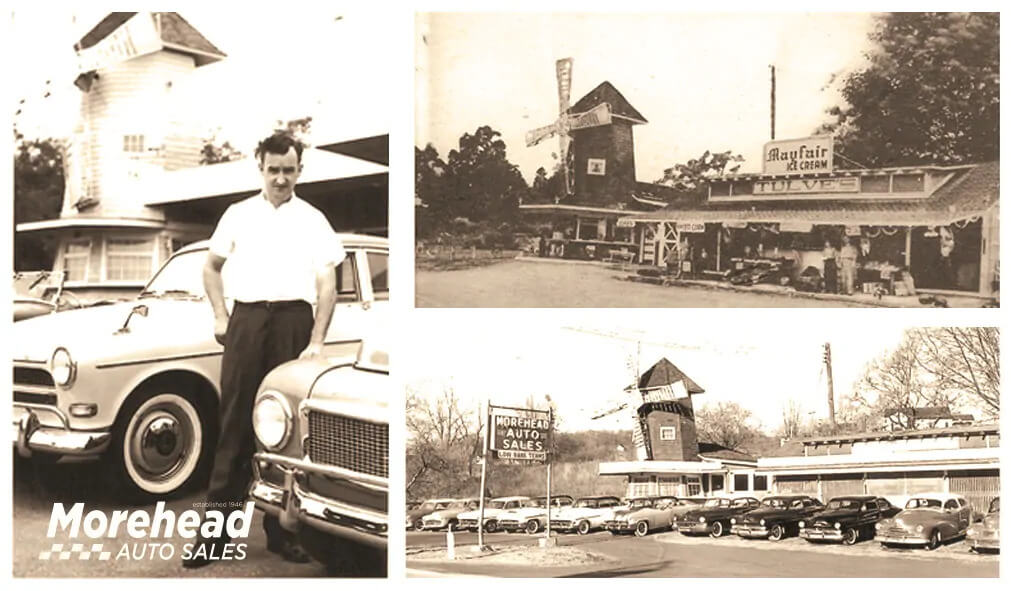 Morehead Auto Sales Original Dealership Photo